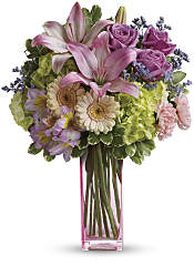 Artfully Yours Bouquet Flowers